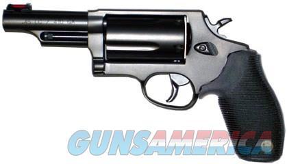 "Taurus Judge 410/45LC Revolver - 3"" Barrel  Guns > Pistols > Taurus Pistols > Revolvers"
