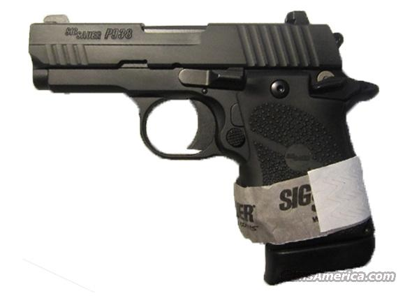 Sig Sauer P938 w/Rubber Grip  Guns > Pistols > Sig - Sauer/Sigarms Pistols > Other