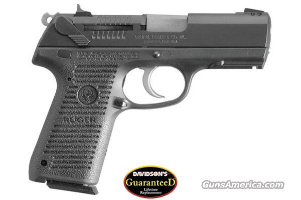 Ruger P95 9MM  Guns > Pistols > Ruger Semi-Auto Pistols > P-Series