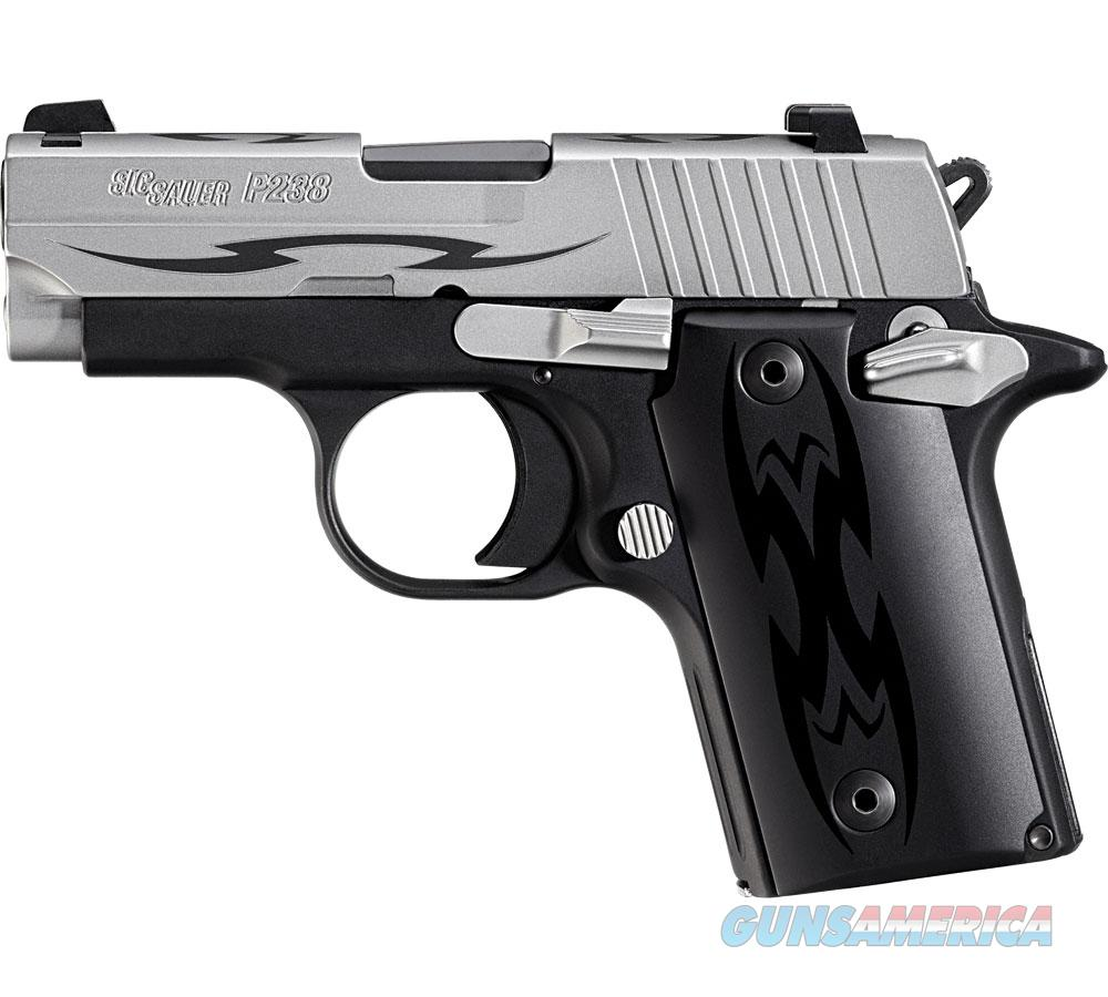 Sig Sauer P238 Tribal Engraved  Guns > Pistols > Sig - Sauer/Sigarms Pistols > P238