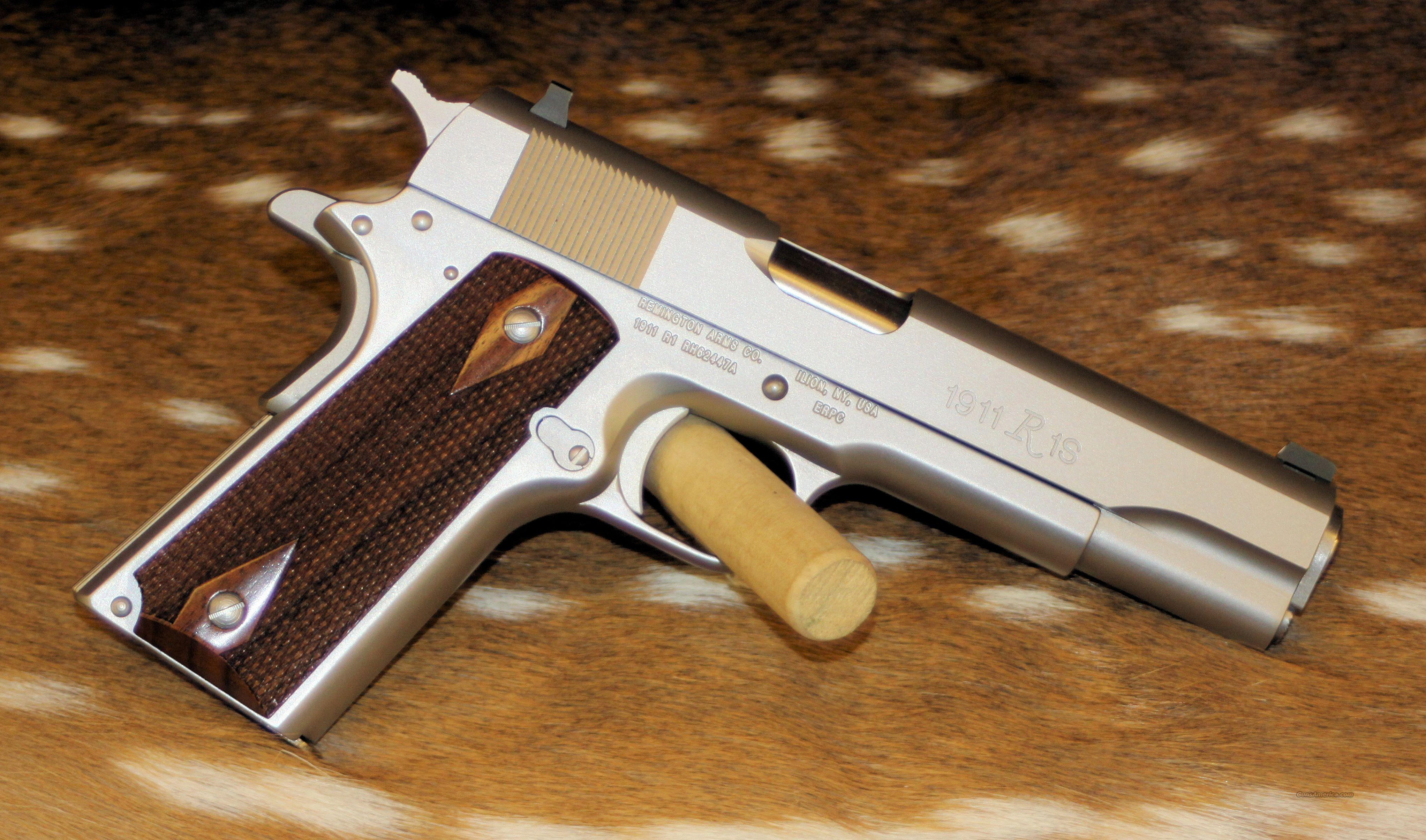 Remington R1 1911-A1  Guns > Pistols > Remington Pistols - Modern