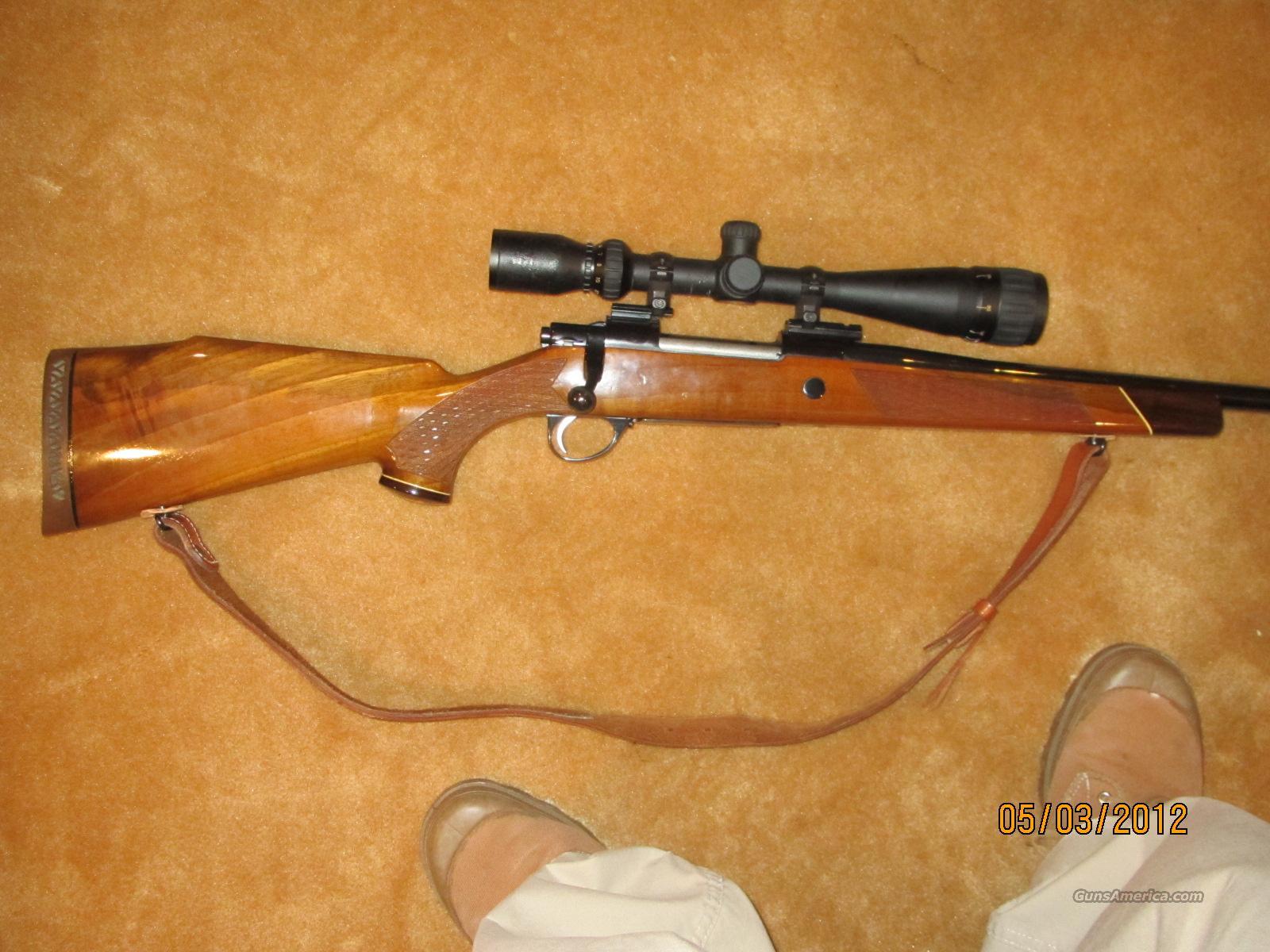 Sako Finnbear  338 wm  Lux  Guns > Rifles > Mauser Rifles > German