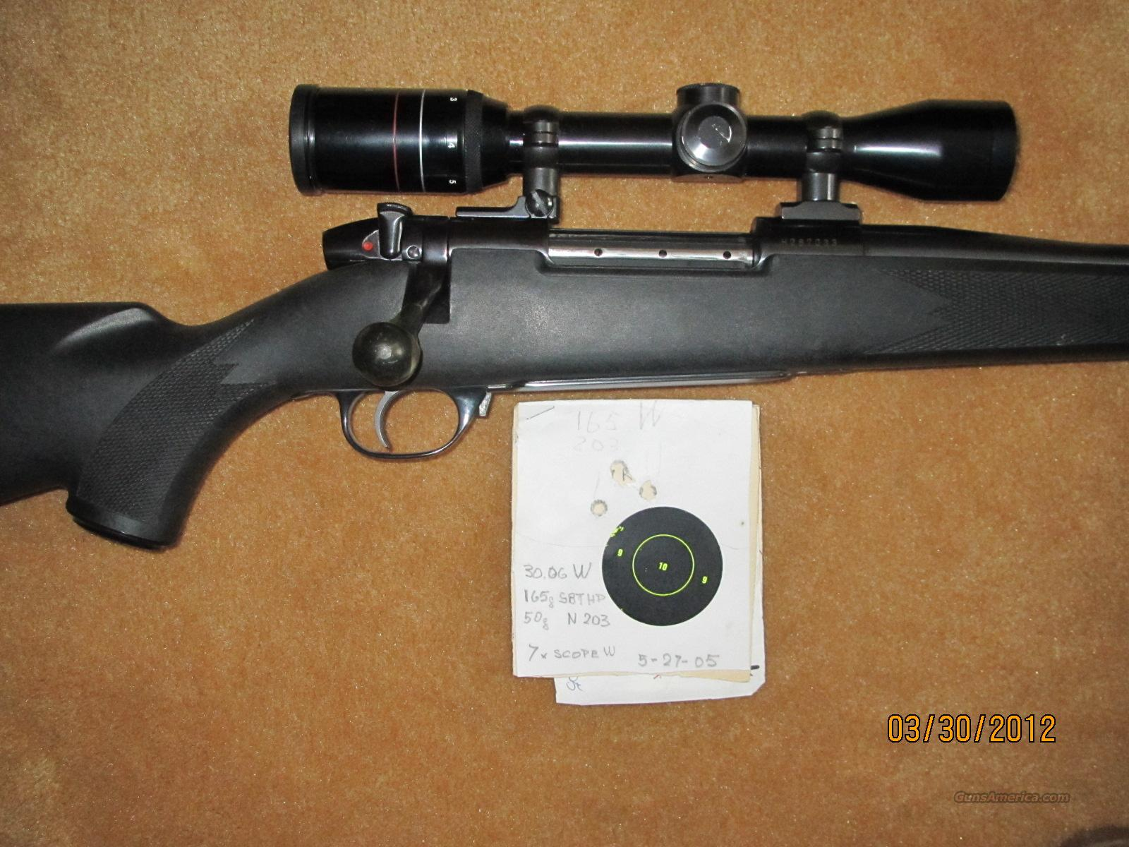 Wetherby mark 5  ( japan )    30.06  Guns > Rifles > Weatherby Rifles > Sporting