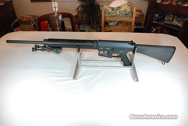Knights Manufacturing Stoner SR-25 Match Rifle   Guns > Rifles > Knight's Manufacturing Rifles