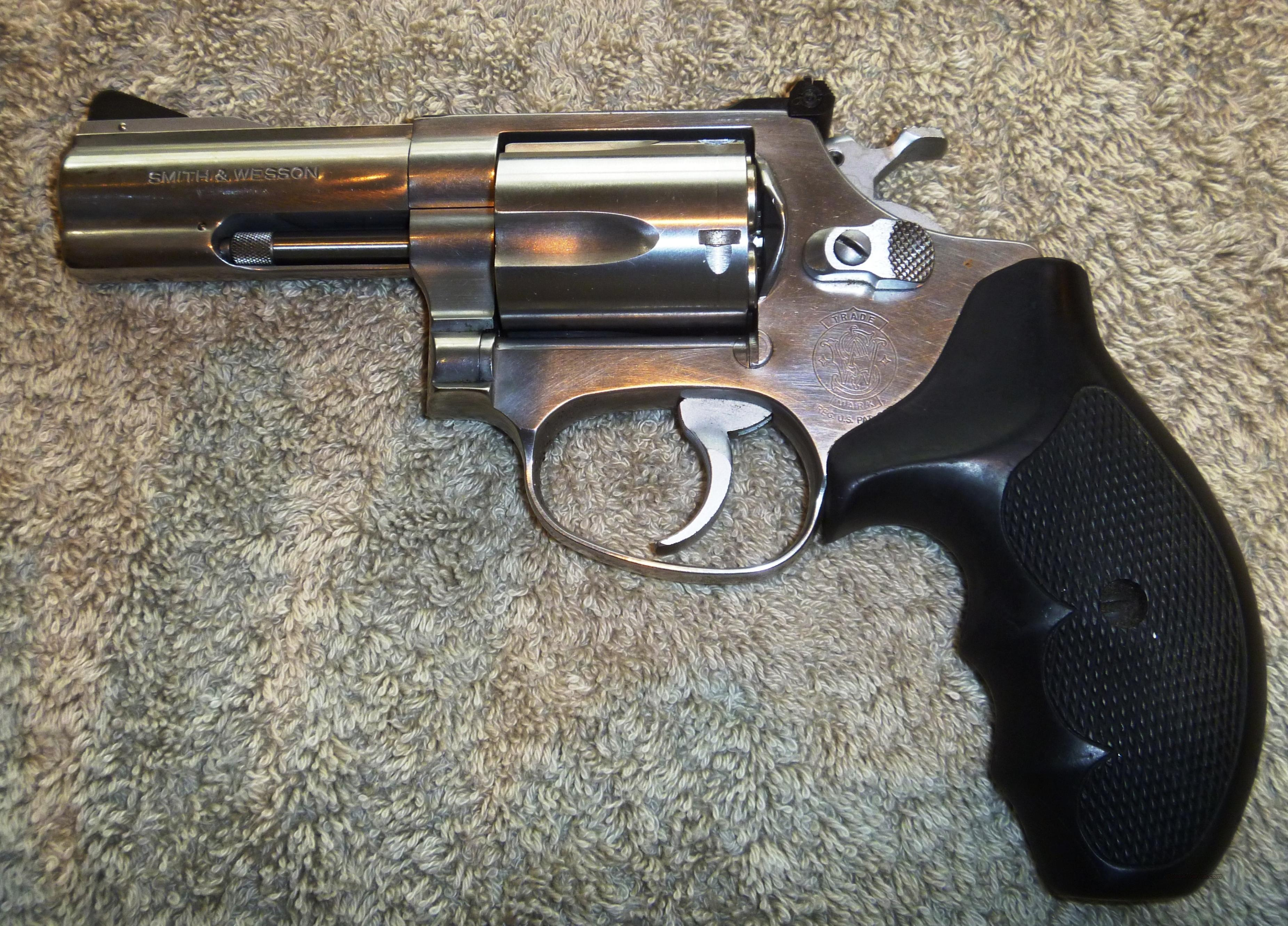 Smith and Wesson Model 60-4 .38 Special  Guns > Pistols > Smith & Wesson Revolvers > Full Frame Revolver