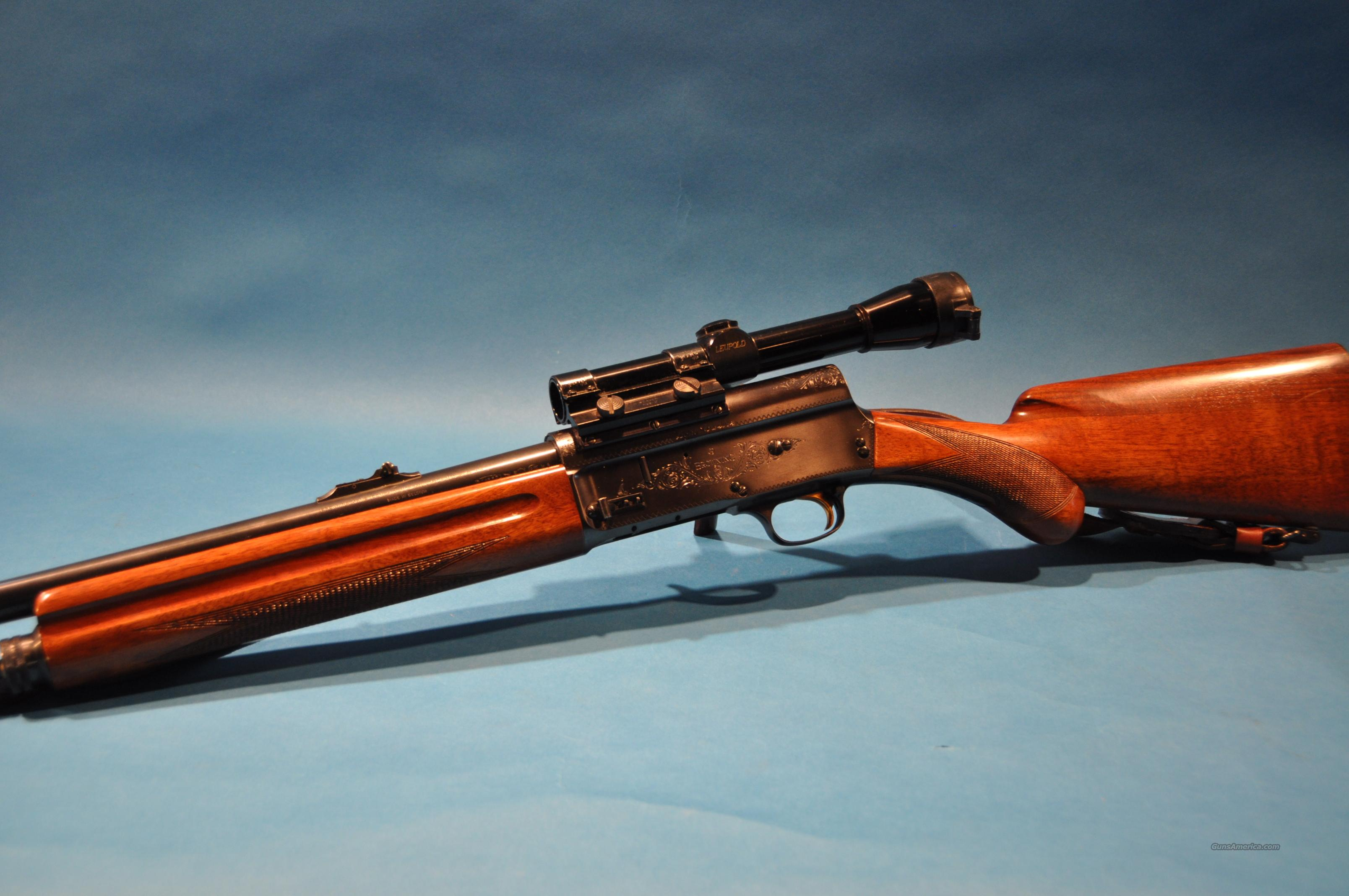 Browning  Light 12  Guns > Shotguns > Browning Shotguns > Autoloaders > Hunting