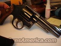 S&W Blue .38 Special ctg model 15-3 police  Guns > Pistols > Smith & Wesson Revolvers > Performance Center