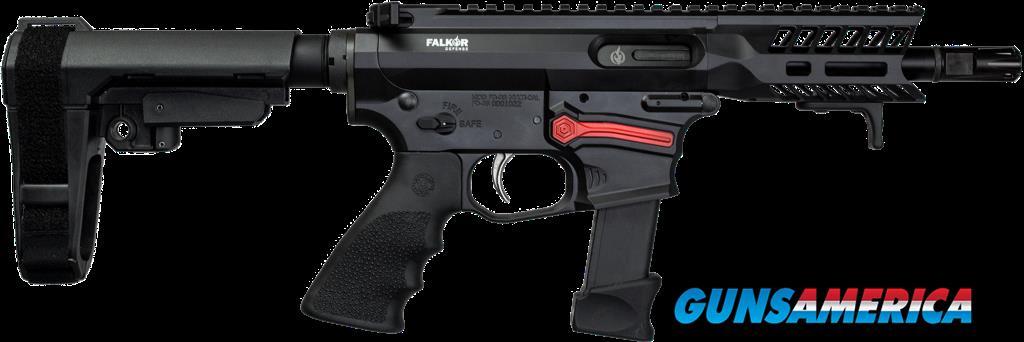 NEW to the Scene - FALKOR DEFENSE FG-9 Pistol 9mm PCC - HARD TO FIND  Guns > Pistols > A Misc Pistols