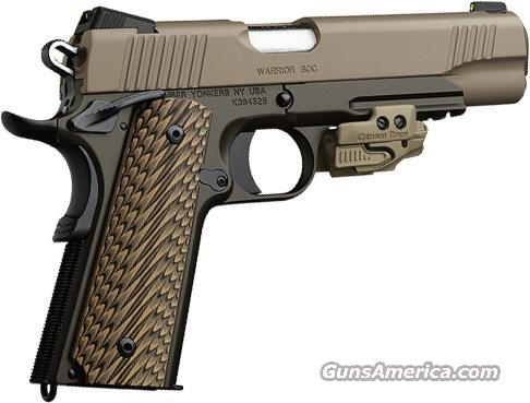 Awesome Kimber Warrior SOC (Special Operations) 45CP - New  Guns > Pistols > Kimber of America Pistols