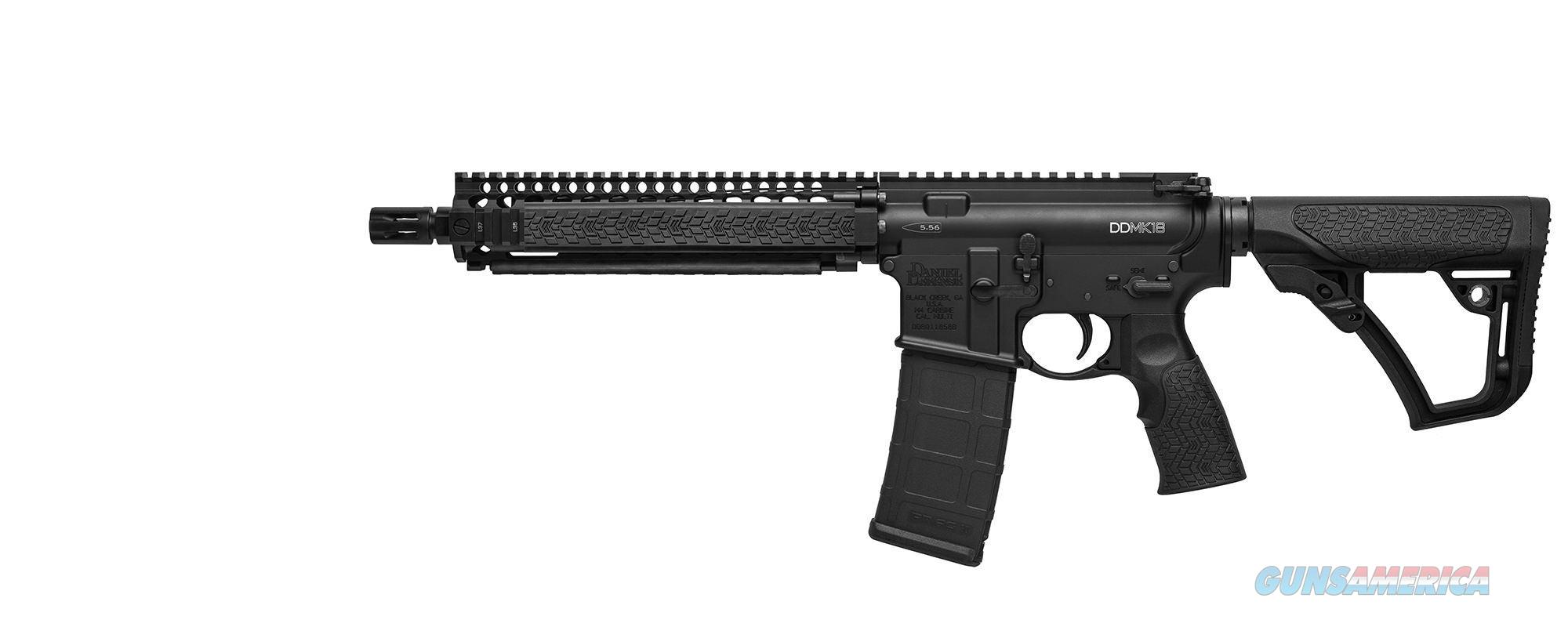 SALE - CALL for DEAL.. Daniel Defense Black MK18 SBR - Use what they Use (M4 AR15)  Guns > Rifles > Daniel Defense > Complete Rifles