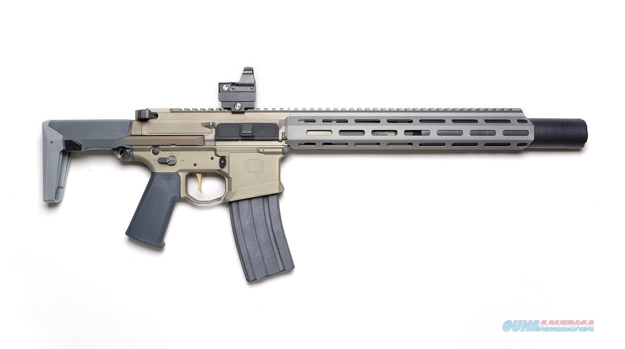 Impossible to find 2 Stamp - Q HONEY BADGER SD 300BLK SBR WITH HONEY BADGER SILENCER! NEW  Guns > Rifles > PQ Misc Rifles