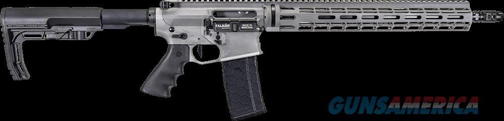 Falkor Defense Recce 223 Ambi Sporter- Grey Finish - RARE and GORGEOUS....FREE SHIP  Guns > Rifles > AR-15 Rifles - Small Manufacturers > Complete Rifle