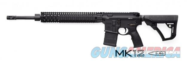 Ultimate Sniper AR - Daniel Defense MK12 - New  Guns > Rifles > AR-15 Rifles - Small Manufacturers > Complete Rifle