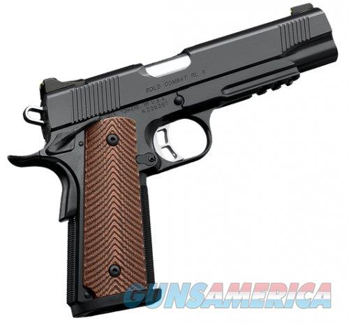 Kimber Gold Combat RL II with Nightsights - New in Box and ready to ship  Guns > Pistols > Kimber of America Pistols > 1911