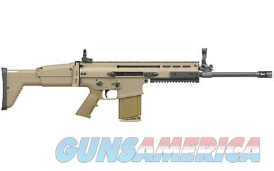 """FN SCAR 17S 308WIN 16"""" FDE 20RD - New in Box FN98541  Guns > Rifles > FNH - Fabrique Nationale (FN) Rifles > Semi-auto > Other"""