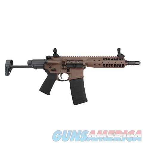 AWESOME!! LWRC M6IC PDW 5.56mm Patriot Brown CeraKote NEW - NFA SBR  Guns > Rifles > AR-15 Rifles - Small Manufacturers > Complete Rifle