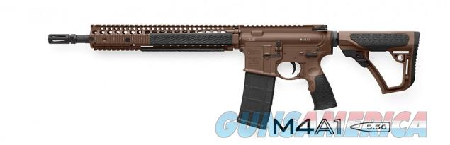 Hard to find!!! Daniel Defense M4A1 Mil Spec+ Cerakote 5.56mm New  Guns > Rifles > Daniel Defense > Complete Rifles