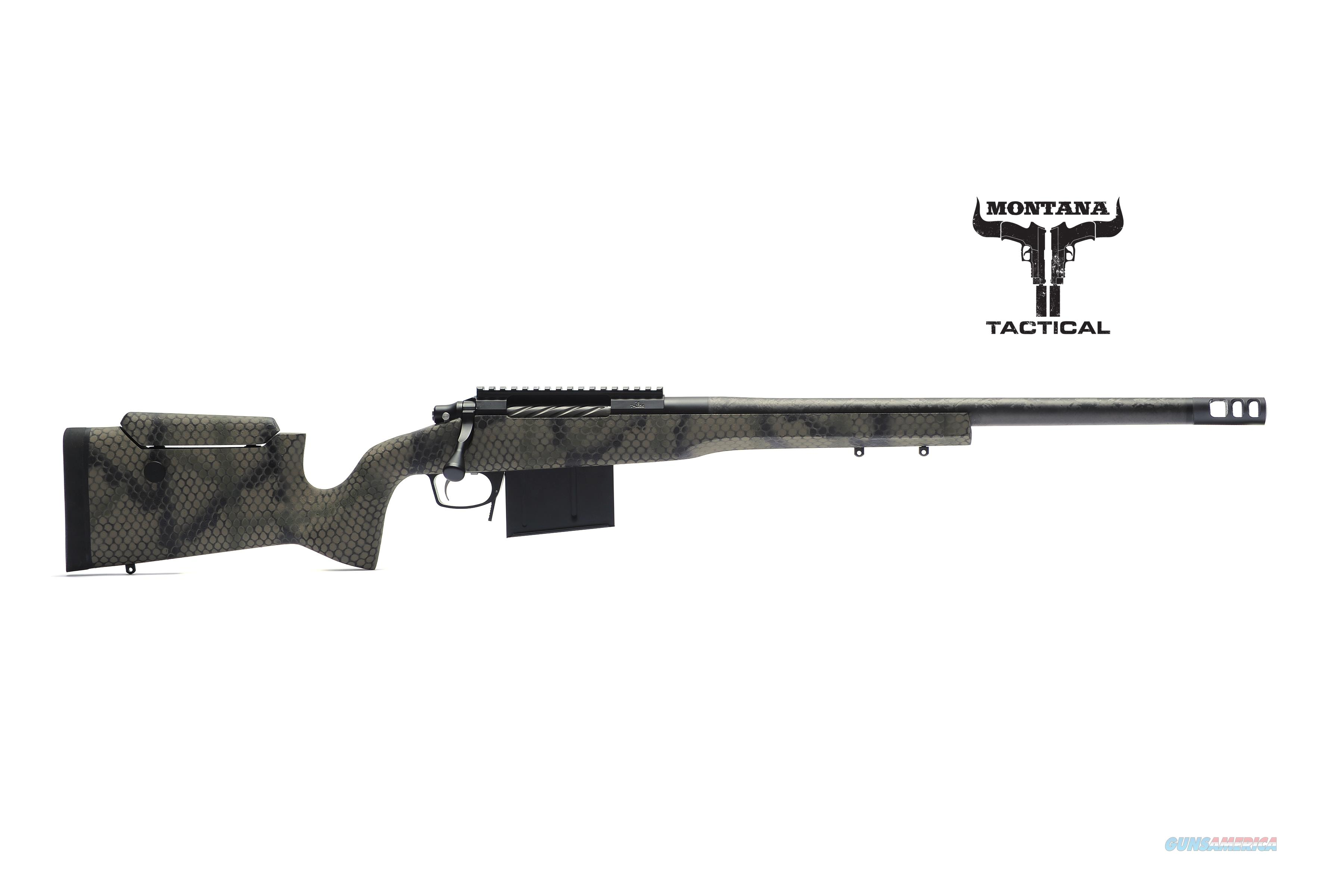 The best you can buy!! Proof Research Tactical Custom Precision rifle 300 Norma Magnum TAC III  Guns > Rifles > Benchrest/Varmint Rifles Misc.