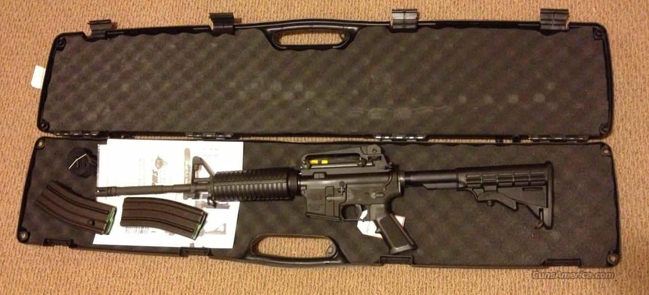 DPMS AP4 AR15 - New in Box - Get it while you can!!  Guns > Rifles > DPMS - Panther Arms > Complete Rifle