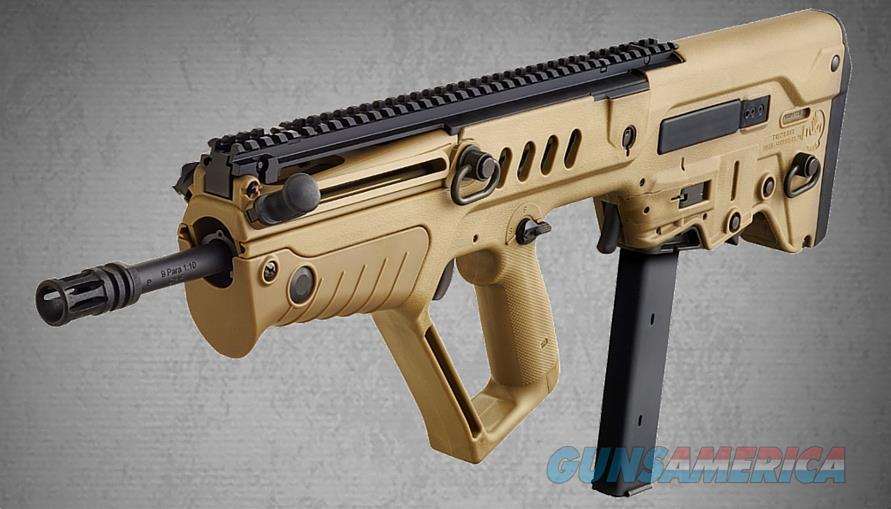 Ace Auto Sales >> IWI TAVOR SAR Bullpup Rifle 9mm Para 17in FDE T... for sale