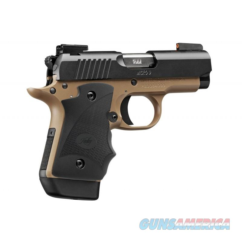 Kimber Micro 9 Stainless Dn Tfx Pro Sight Hogue
