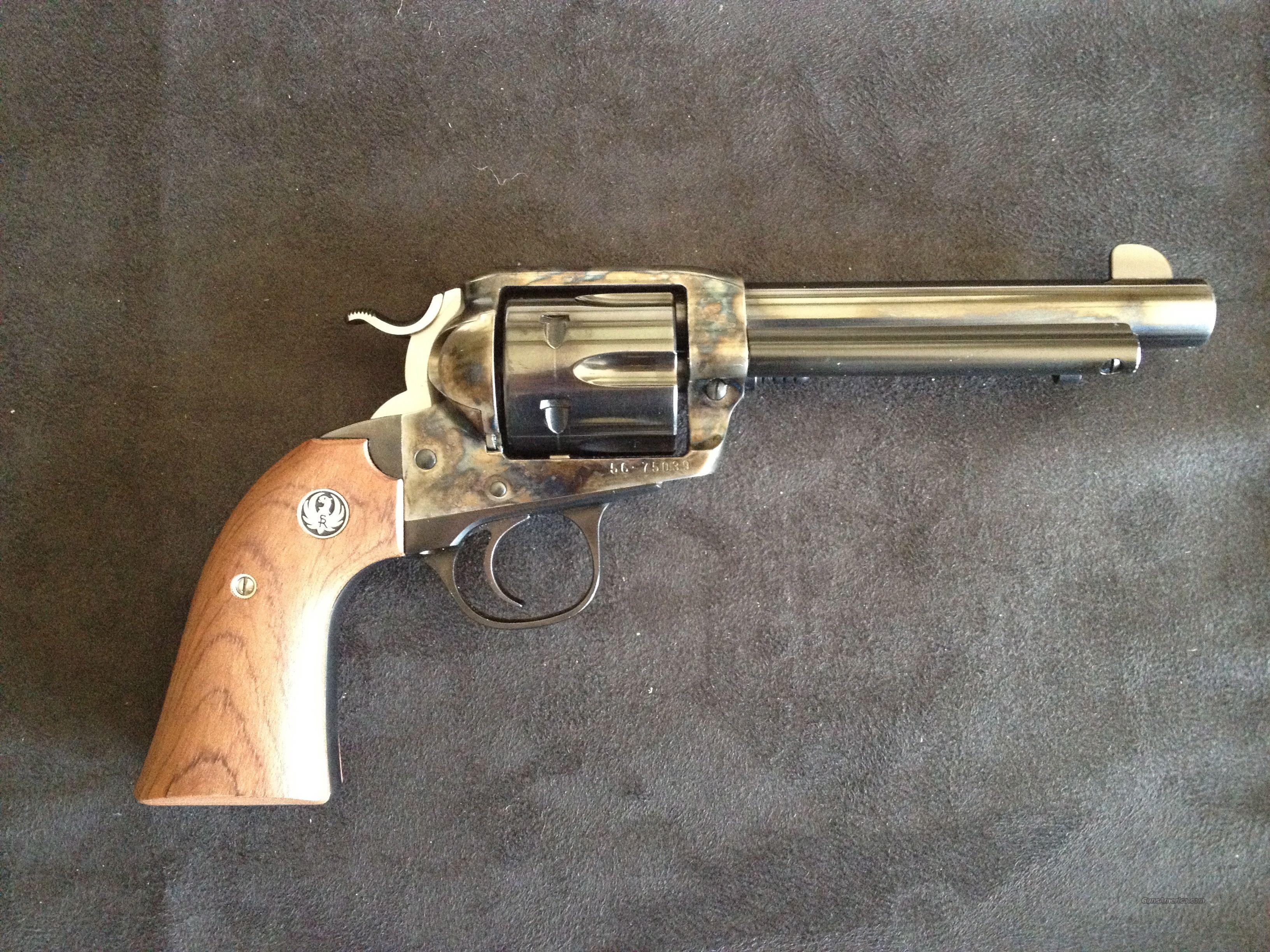 Case Hardened Ruger Vaquero 45 Colt - Don't pass this one up!  Guns > Pistols > Ruger Single Action Revolvers > Cowboy Action