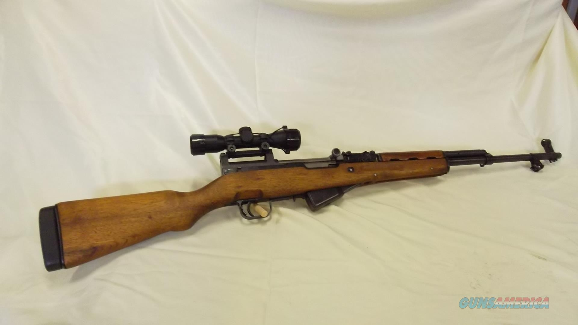 Chinese SKS 7.62X39 Serial number 08958  Guns > Rifles > SKS Rifles