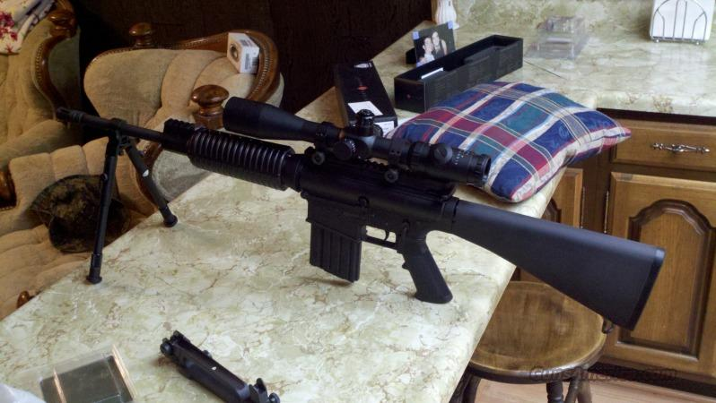 DPMS LAR-308  Guns > Rifles > DPMS - Panther Arms > Complete Rifle