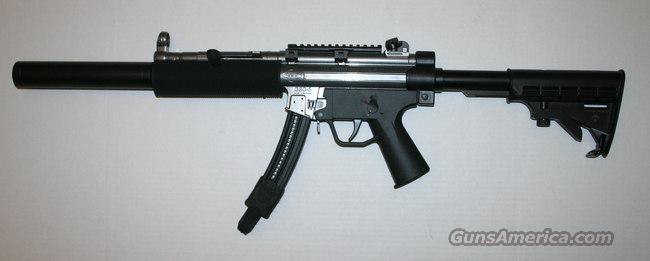 German Sport Guns GSG-522 SD Semi Automatic Carbine (22-LR)  Guns > Rifles > American Tactical Imports Pistols