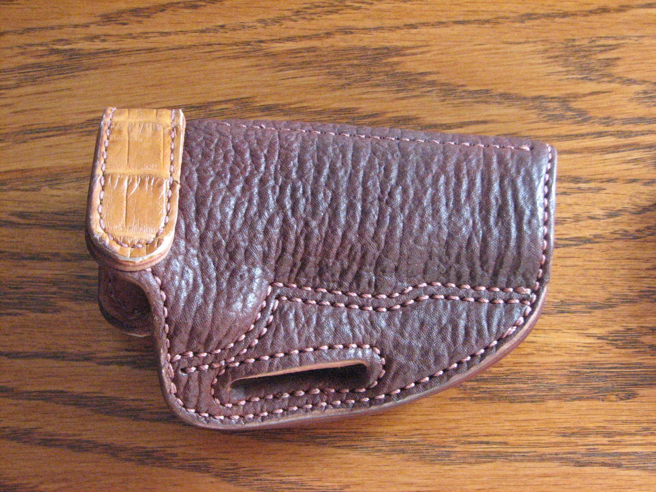 Elephant/Alligator Hand Made Pistol Holster   Non-Guns > Holsters and Gunleather > 1911