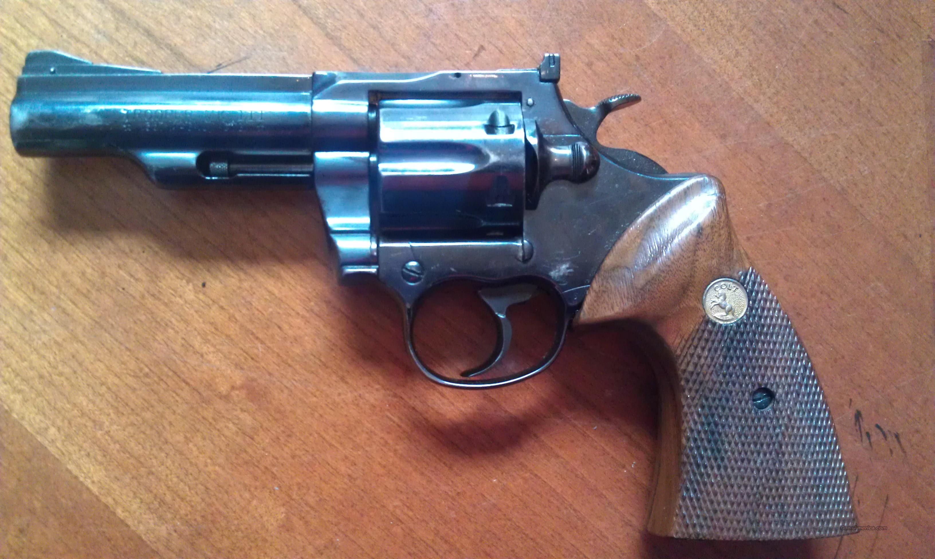 Colt Trooper MK III  Guns > Pistols > Colt Double Action Revolvers- Modern
