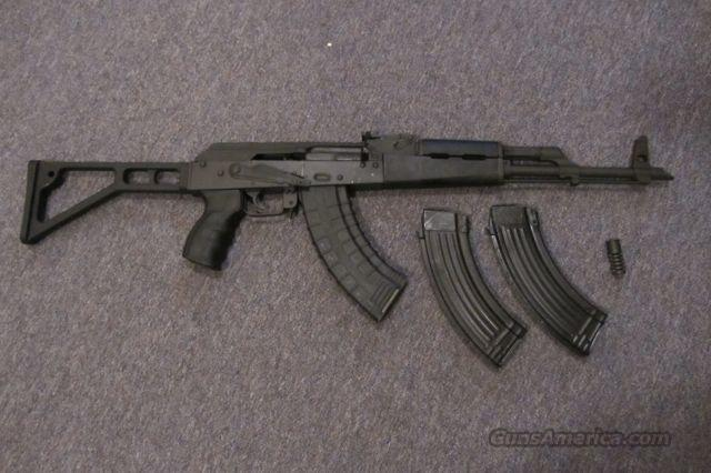 AK-47 7.62X39 with Skeleton Stock  Guns > Rifles > AK-47 Rifles (and copies) > Full Stock
