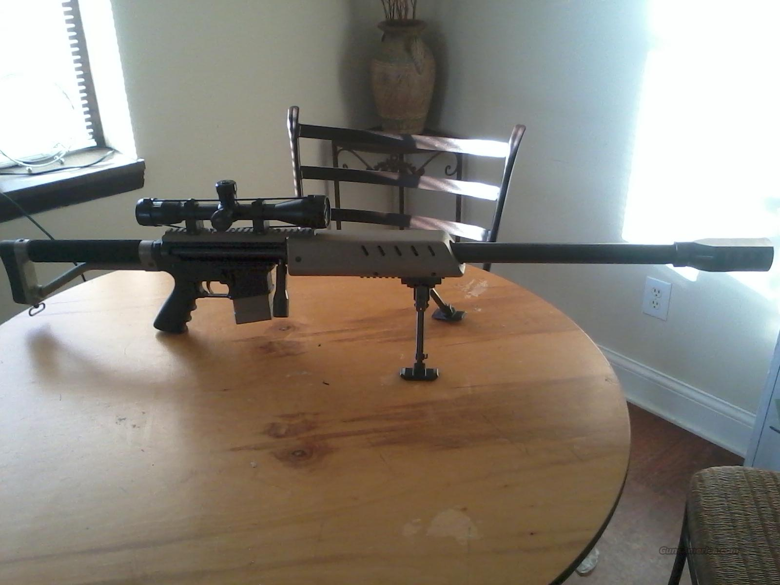 Bohica 50 BMG rifle complete with ammo  Guns > Rifles > Big .50 Caliber Rifles