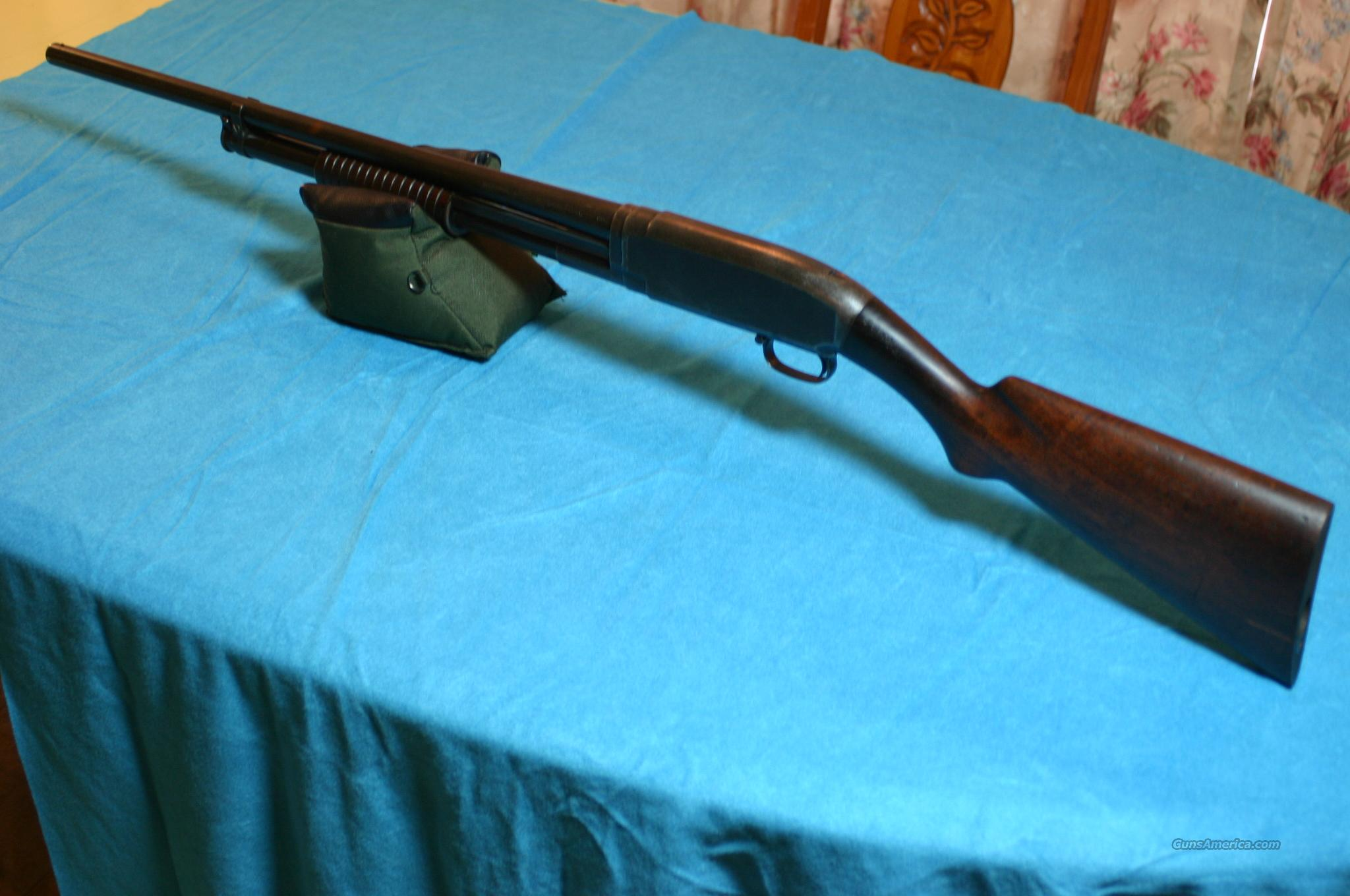 "WINCHESTER 12 GAUGE ""MODEL 1912"" Nickel Steel  Guns > Shotguns > Winchester Shotguns - Modern > Pump Action > Hunting"
