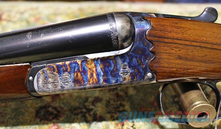 Mario Beschi 707 BLE 12 gauge shotgun S/S  Guns > Shotguns > MN Misc Shotguns