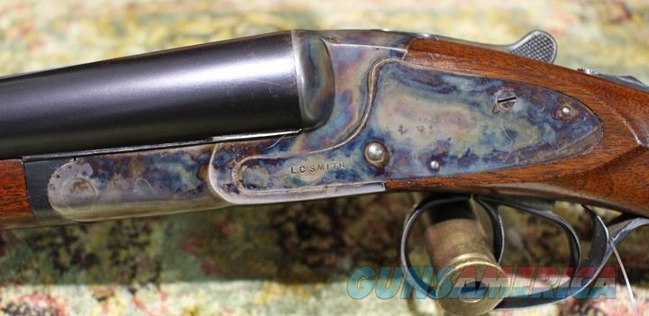 L.C. Smith Field 12 gauge shotgun S/S  Guns > Shotguns > L.C. Smith Shotguns