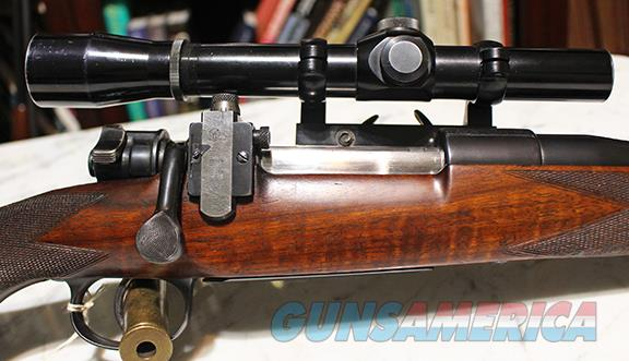 Griffin & Howe 300 H&H bolt action rifle  Guns > Rifles > Griffin and Howe Rifles