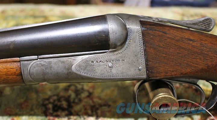 A.H. Fox Sterlingworth 20 gauge shotgun S/S  Guns > Shotguns > Fox Shotguns