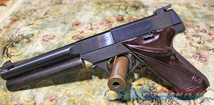 Hi-Standard Field King 101 (3rd Model) 22 cal pistol  Guns > Pistols > High Standard Pistols