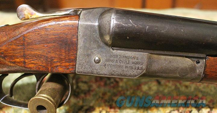 Iver Johnson Hercules 16 gauge S/S   Guns > Shotguns > Iver Johnson Shotguns