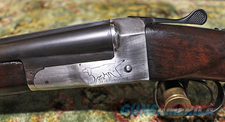 Iver Johnson Hercules 410 gauge S/S  Guns > Shotguns > Iver Johnson Shotguns