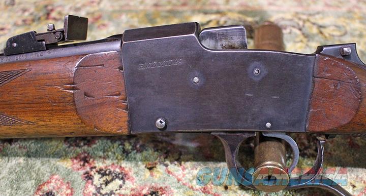 H.W.Z. Model 29 22LR rifle  Guns > Rifles > H Misc Rifles