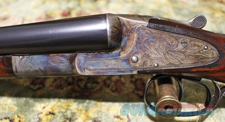 L.C. Smith Ideal 12 gauge shotgun S/S  Guns > Shotguns > L.C. Smith Shotguns