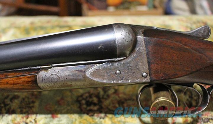 A.H. Fox A Grade 12 gauge shotgun S/S  Guns > Shotguns > Fox Shotguns