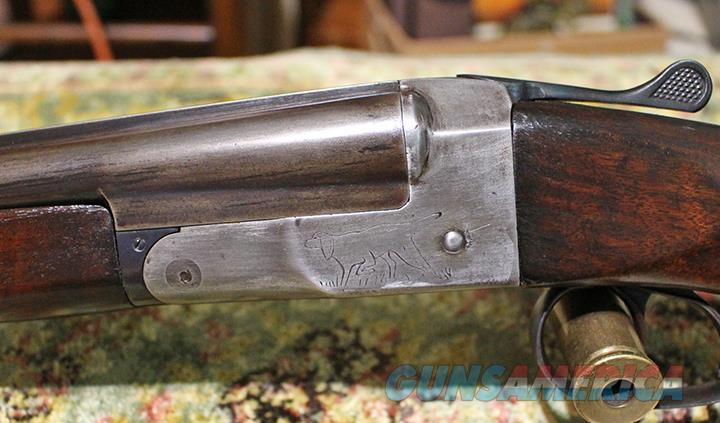 Iver Johnson Hercules 410 gauge shotgun S/S  Guns > Shotguns > Iver Johnson Shotguns