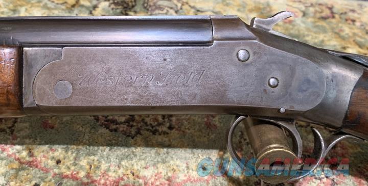 Iver Johnson 'Western Field' Champion 410 gauge  Guns > Shotguns > Iver Johnson Shotguns