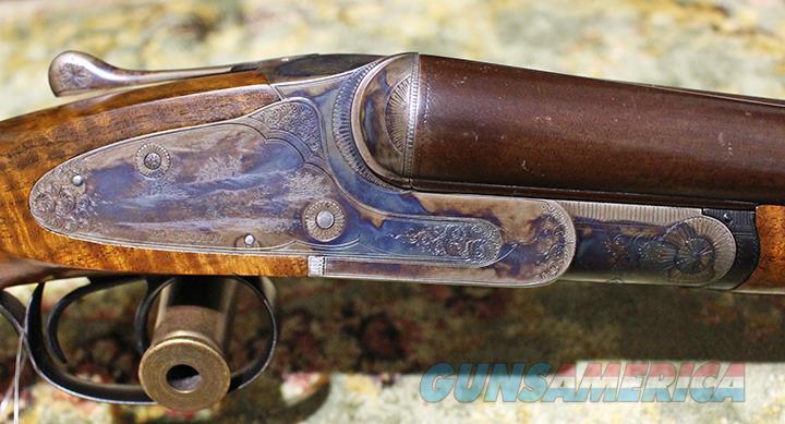 L.C. Smith A-1 12 gauge shotgun S/S  Guns > Shotguns > L.C. Smith Shotguns