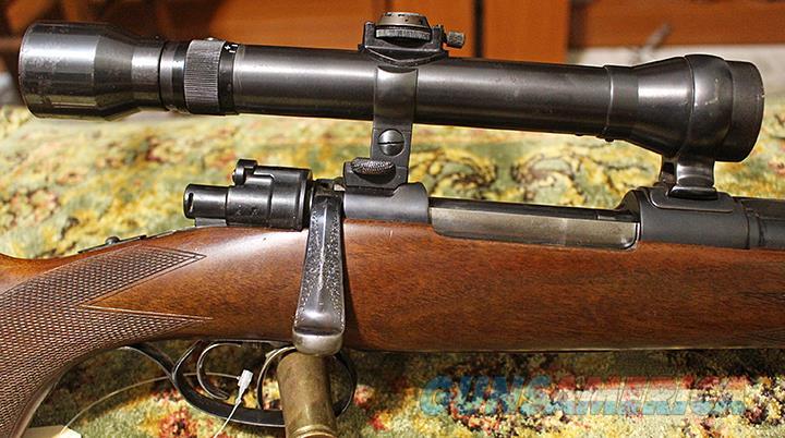 Joh. Springer custom bolt action 8x57 rifle   Guns > Rifles > IJ Misc Rifles