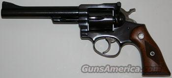 "Ruger Security Six, 6"" Barrel, .357 Magnum  Guns > Pistols > Ruger Double Action Revolver > Security Six Type"