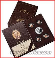 2009 US Mint Lincoln Chronicles Set  Non-Guns > Coins